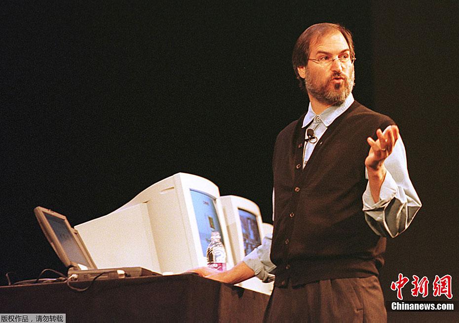 苹果公司创始人乔布斯逝世
